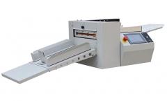 Автоматический биговщик перфоратор KB330A